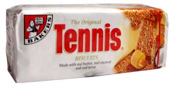 Bakers Tennis 200gm
