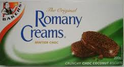 Bakers Romany Creams 200gm