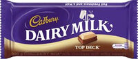 Cadbury Top Deck Milk Chocolate