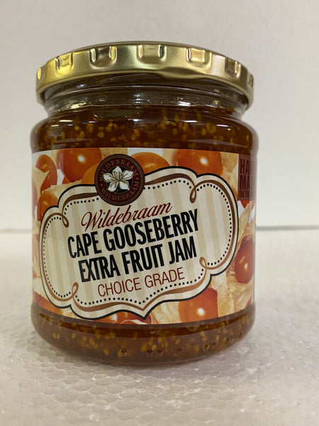 Wildebraam Gooseberry Jam 260 gm