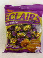Mister Sweet Chocolate Eclairs 150gm