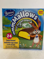 Beacon Milk Chocolate Coated Custard Easter Eggs 24's - 396gm