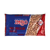 Imbo Red Speckled Sugar Beans 500gm