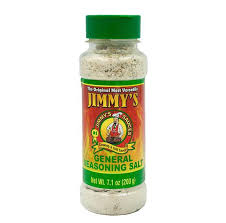 Jimmy's Seasoning Salt 200gm