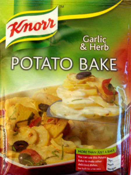 Knorr Potato Bake 43gm