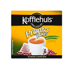 Koffiehuis Instant Coffee Pronto Bags (48's)