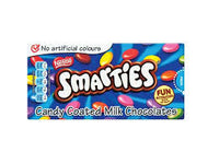 Nestle Smarties (Box) Best Before Oct 30-2020