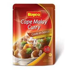 Royco 'Cook in Sauce' - Cape Malay Curry 415 gm