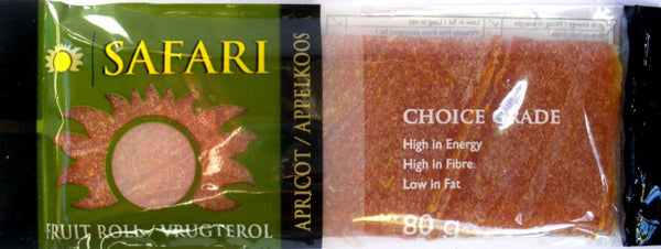 Safari Dried Fruit Roll 80gm