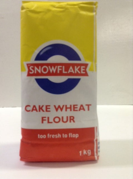Snowflake Cake Wheat Flour 2.5kg (Best Before Jul 6, 2021)