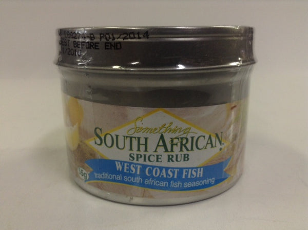 Something South African Rub 90gm