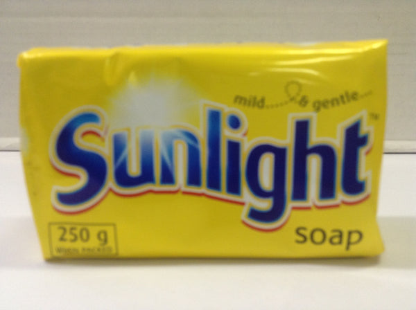 Sunlight Laundry Soap 250gm