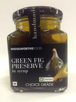 Woolworths Fig Preserve (Jar)