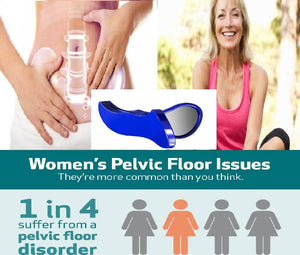 Pelvic Floor Trainer  ( Non Invasive Kegel Exerciser )
