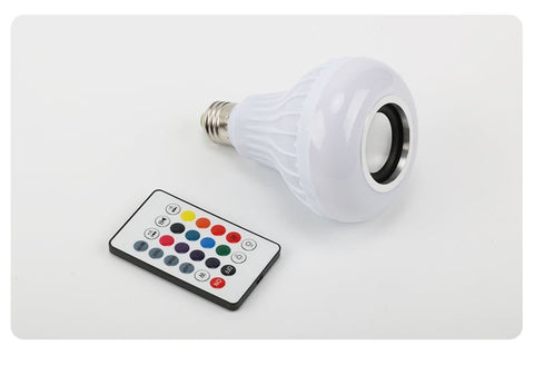 Image of speaker bulb bluetooth speaker light bulb
