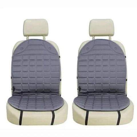 Image of Heated Car Seat Cushion Cover