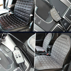 car seat covers heated car seat cushion