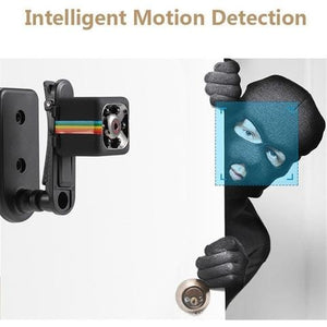 HD Mini Camera (1080p + Night Vision)