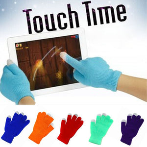 Warm winter Touch screen gloves