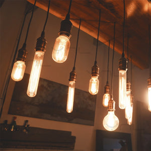 vintage lighting bulb