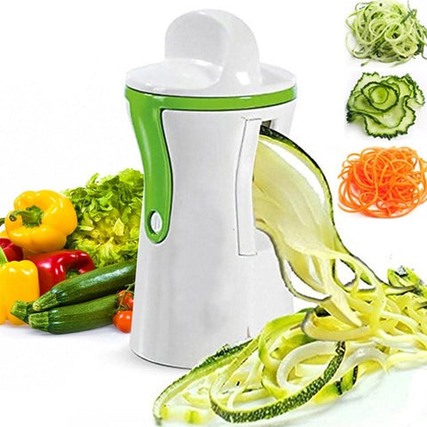 Image of vegetable spiralizer