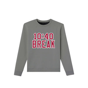 10:40 Break Crewneck
