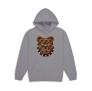 Tackle Twill Kente Bulldog Apparel