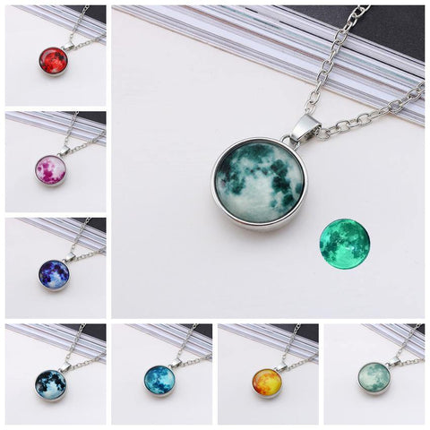 Full Moon Necklace - eDealMentor