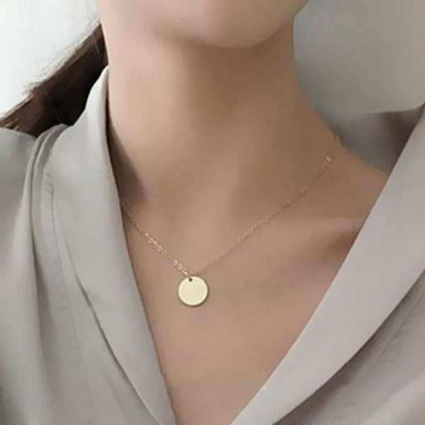 Tiny Heart Necklace for Women - eDealMentor