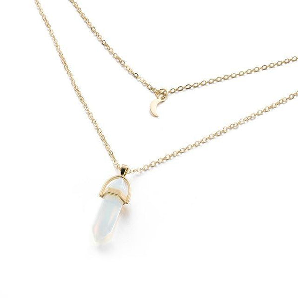 Quartz Necklace - eDealMentor