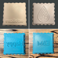 Load image into Gallery viewer, Add Your Logo Square Bath Bomb Mold Press