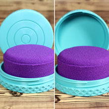 Load image into Gallery viewer, Three Piece Shampoo Bar Holder Container