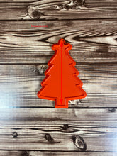 Load image into Gallery viewer, Flat Christmas Tree Mold Press