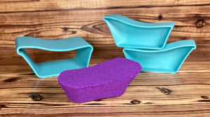 Bathtub Bath Bomb Mold Press