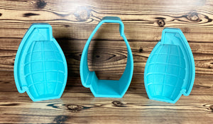 Grenade Bath Bomb Mold Press