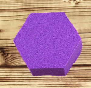 Add Your Own Text Hexagon Mold Press