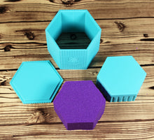 Load image into Gallery viewer, Hexagon Press for Bath Bombs or Shampoo Bars