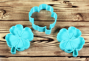 Shamrock Bath Bomb Mold Press