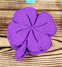 Load image into Gallery viewer, Shamrock Bath Bomb Mold Press