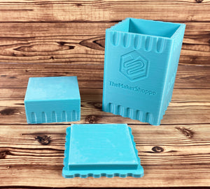 Square Bath Bomb Mold Press