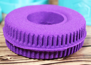 Monster Truck or Car Tire Bath Bomb Mold Press