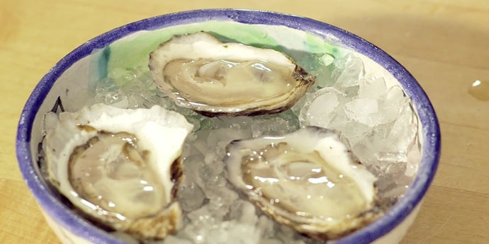 Tips On How To Serve (And Eat) Oysters On The Half Shell