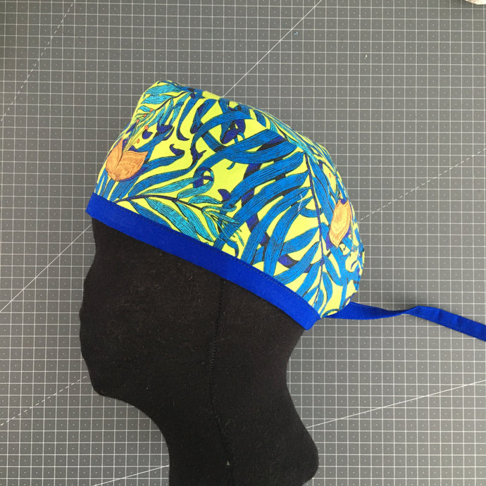 Free Scrub Hat Pattern and Tutorial