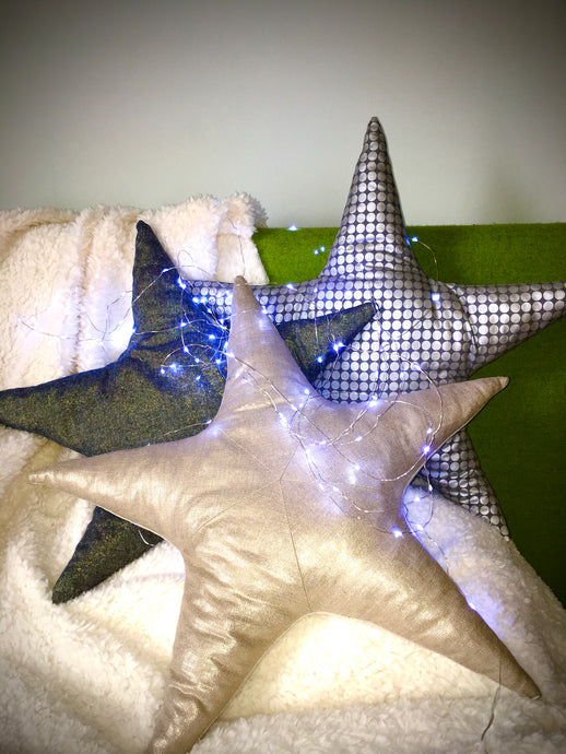 Make a Superstar Cushion!