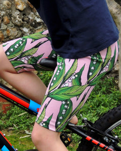 Moov Leggings and Cycle Shorts, printed sewing pattern for kids, 3y-12y