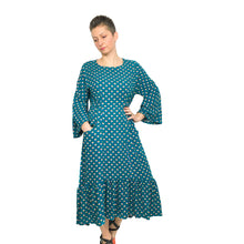 Load image into Gallery viewer, Jasmine Tee and Dress, printed sewing pattern, size 6-20UK, by Dhurata Davies