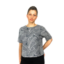 Load image into Gallery viewer, Cora Tee, printed sewing pattern, size 6-20UK, by Dhurata Davies