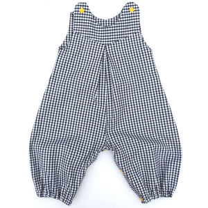 Penny Romper, digital sewing pattern for babies and toddlers, 0 - 24 months