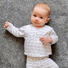 Load image into Gallery viewer, Roo Top and Marley Bottoms, digital sewing pattern for babies and toddlers, 0 - 24 month old