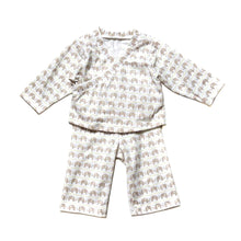 Load image into Gallery viewer, Roo Top and Marley Bottoms, printed sewing pattern for babies and toddlers, 0 - 24 month old